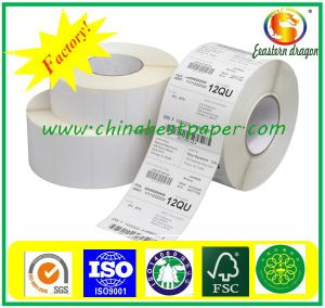 2017 Hot Sale 80X80mm Thermal Paper for Surpermarket pictures & photos