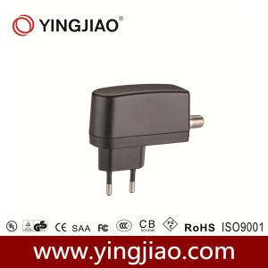 12W DC CATV Power Adapter with UL Ce pictures & photos