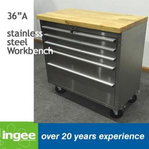 36in Stainless Steel Workbench