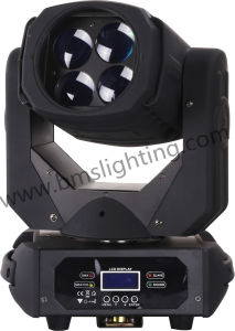 4*25W White LED Beam Moving Head Light (BMS-8835)