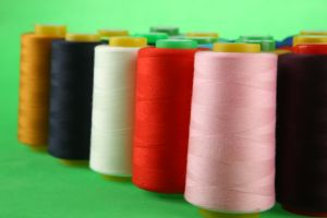 Dyed Spun Polyester Sewing Thread Yarn
