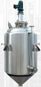 Stainless Steel Alcohol Deposition Can with Insulation