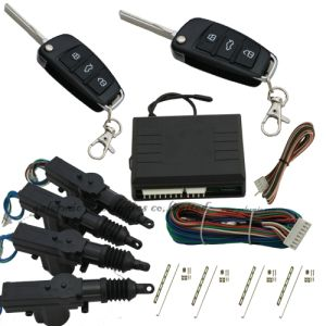 Remote Car Central Door Locking Kit with Window Closer Output