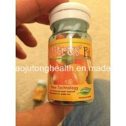 100% Herb Extract Citrus Fit Weight Loss Slimming Capsule pictures & photos