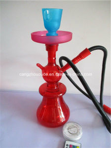 Painted Colour Modern Hookah for Smoking