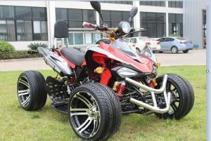 EEC 350cc Racing ATV Quad Bike 350cc Road Legal Quad for 2 Passengers 4wheeler 350cc