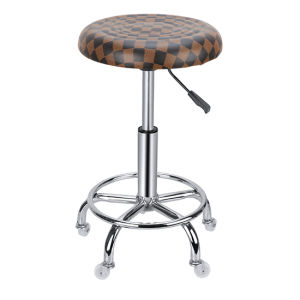 Roller Coaster Exclusive Round Stool Zc23 pictures & photos