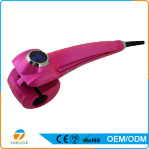 Professional/Fashional Beauty Salon Equipment Hair Iron Digital Hair Curler for Hair Care pictures & photos