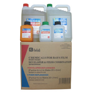 X-ray Film Chemicals Fixer Liquild pictures & photos