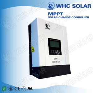 24V 60A MPPT Solar Battery Charge Controller Regulator pictures & photos