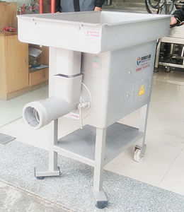 Automation Meat Gringding Machine, Fresh Meat Grinder (FK-632) pictures & photos