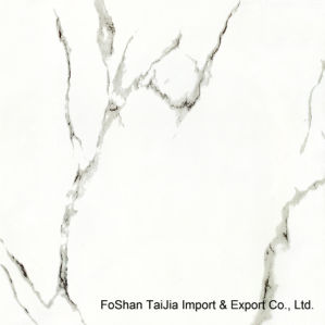 Full Polished Glazed 600X600mm Porcelain Floor Tile (TJ62002) pictures & photos