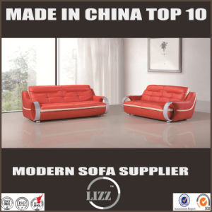 Hot Sale Leather Sofa with Chaise pictures & photos