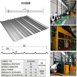 PE PVDF Color Coated Roofing Aluminum Coil pictures & photos