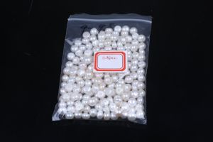 Bread Button Freshwater Pearl Wholesale Wholesale Pearl pictures & photos