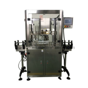 High Speed Fully Automatic Can Sealing Machine pictures & photos