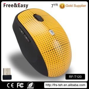 Computer Parts Factory Direct Sell Mouse Small Wireless 6D Mouse pictures & photos