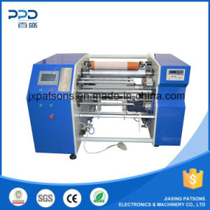 Hot Sell Coreless PE Food Paper Rewinding Machine pictures & photos