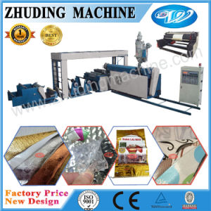 Doubledie PP Woven Fabric Laminating Machine pictures & photos