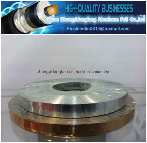 Cable Cu Pet Film Copper Foil Tape for Shielding