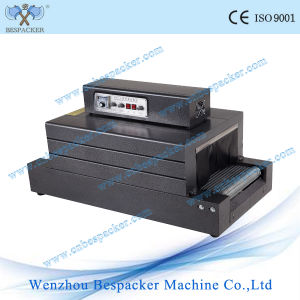 Table Shrink Sleeve Packaging Machine with Chain pictures & photos