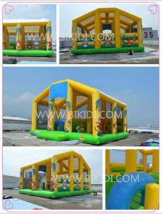 Gaint Commercial Jungle Inflatable Castle/Backyard Inflatable Jumper/Animal Inflatable Bouncers B3091 pictures & photos