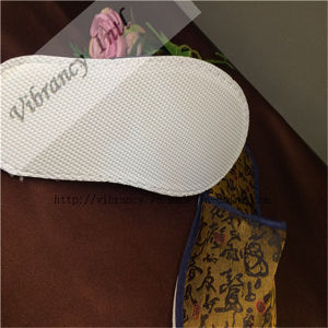 China Cheap Wholesale Stock Disposable Slipper EVA Hotel Slippers, pictures & photos