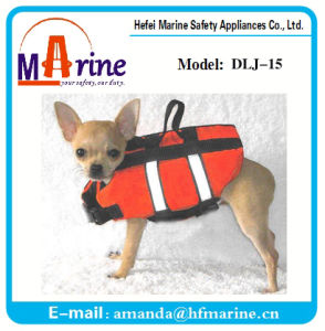 Pet Life Jacket with Reflective Tape pictures & photos