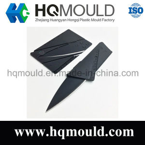 Plastic Folding Vegetable Knife Injection Mould pictures & photos