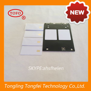 Blank Magstripe Plastic Smart Card with Sle5528, 4428 pictures & photos