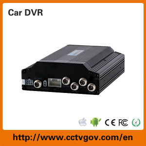 GPS Car Mdvr with 3G WiFi for Remote Monitoring of Live and Playback View