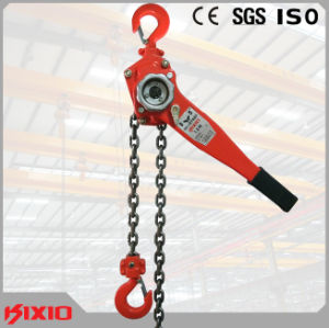 Kixio 3ton Mini Portable Manual Lever Hoist with Overload Protection pictures & photos
