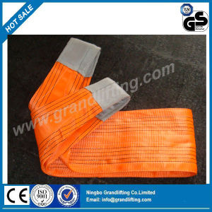 Polyester Flat Webbing Sling Sf 6: 1 pictures & photos
