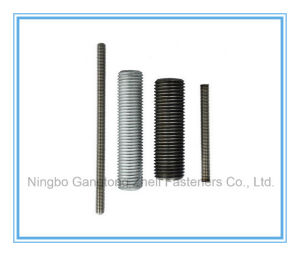 4.8 Grade Color-Zinc Plated Full Threaded Bolt/Thread Rod/Thread Bar pictures & photos