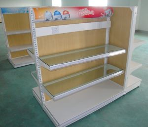 Supermarket Display Rack for Shop pictures & photos