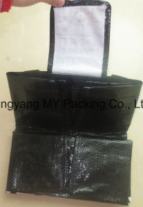 Heavy Packing Cmyk Printing Foldable PP Woven Promotion Bag pictures & photos