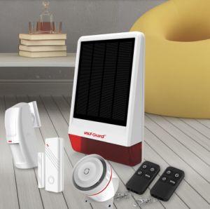 GSM Solar Alarm System Yl-007SGS