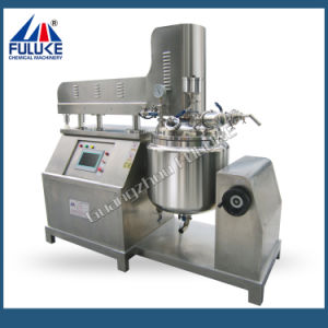 Hot Sale Hydraulic Lift Emulsifying Machine pictures & photos