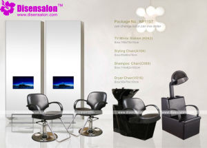 Styling Chair, Salon Chair, Barber Chair, Hairdressing Chair (Package NP1107)