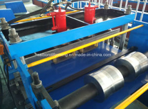 Track Cutting Metal Deck Roll Forming Machine pictures & photos