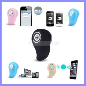 Free Sample Low Price Small Mini Wireless Invisible Ear Shape Hidden Bluetooth Earphone Earpod Headset for iPhone 6 6s Plus Se Samsung S7 S6 Edge pictures & photos