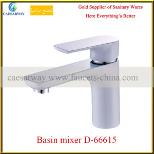 Brass Single Handle Basin Faucet for Bathroom pictures & photos