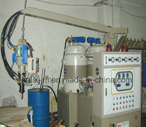 Low Pressure Injection PU Machine (RS-1000)