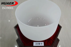 The Hot Sale 22 Inches High Purity Quartz Crucible