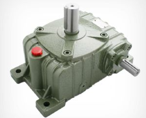 Wpo Gear Box Worm Reduction Gearbox Speed Reducer pictures & photos