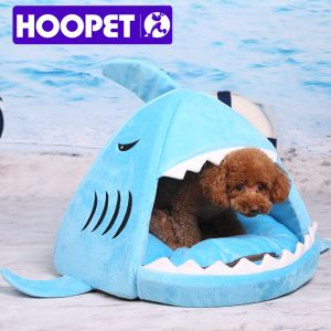 Shark Pet House Washable Dog Bed DIY Pet House
