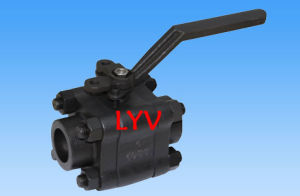 Small Size Forged Steel Ball Valve