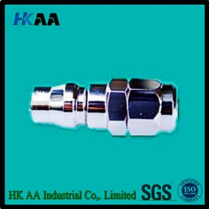 Stainless Steel Quick Connect Coupler Plug Coupling Hydraulic for Pneumatic Tools pictures & photos