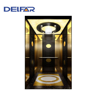 Passenger Elevator 1.75m/S 1250kg / Elevator Parts / Lift Cabin pictures & photos