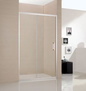China Stainless Steel U-Channel for Glass Shower - China
